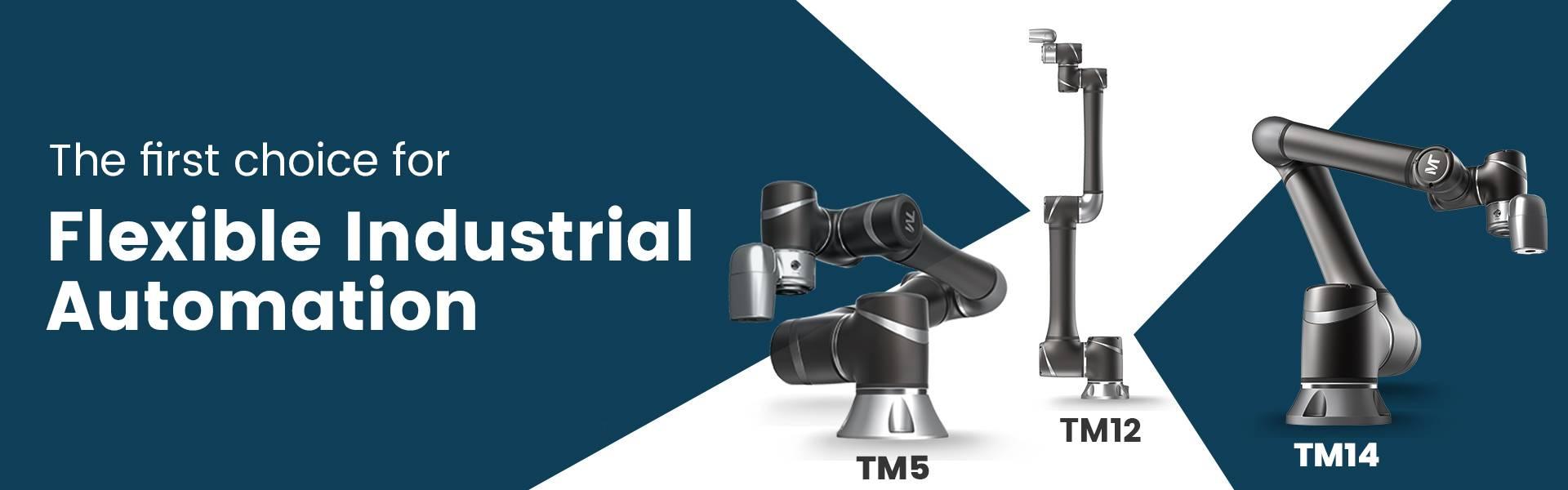 TM-collaborative-Robots