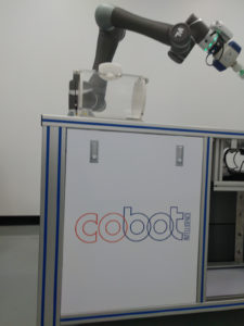 Automation Express Event By Cobot Intel For Collaborative Robots