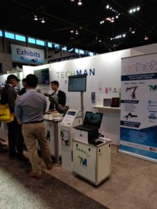 TM Robots At Automation Express