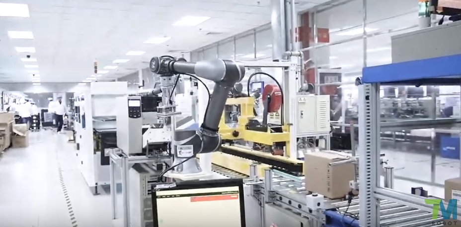 Collaborative Robots in Manufacturing Industry