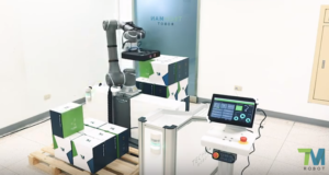Collaborative TM Robots From Cobot Intel